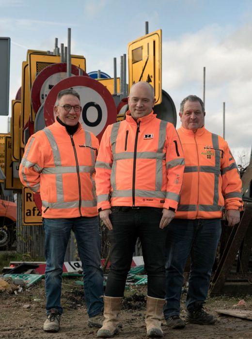 Mart Dominikus, Ralf Blom en Jan van Thoor.jpg