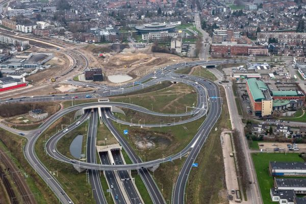 Tunnelmonden Europaplein - Aron Nijs.jpg