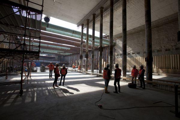Betonwerk onder wanden-dak - Bert Janssen 1.jpg