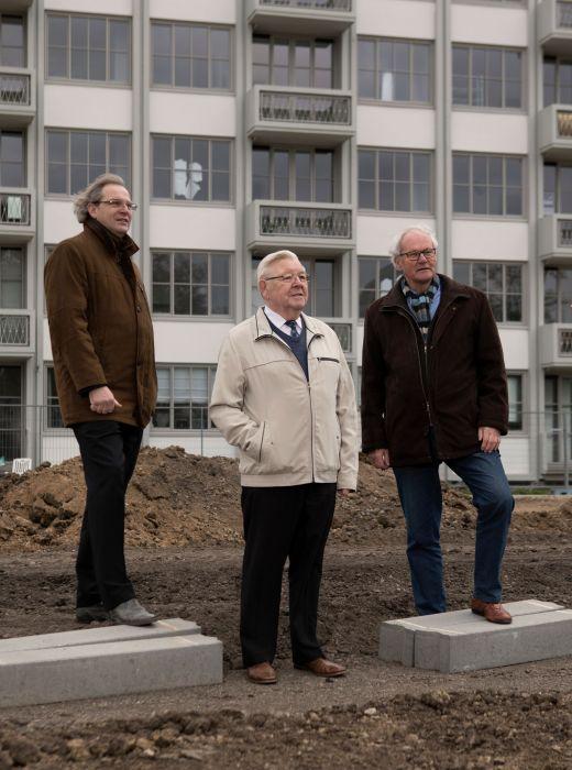 Bennie van Est, Math Dupuits en Ad Lutters.jpg