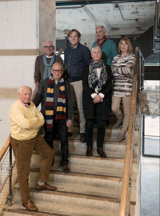 Paul Houx, Dorry Siegelaer, Jef Beckers, Roger Theunissen, Jo Bootz, Olga van Oploo en Karin Vangangelt.jpg