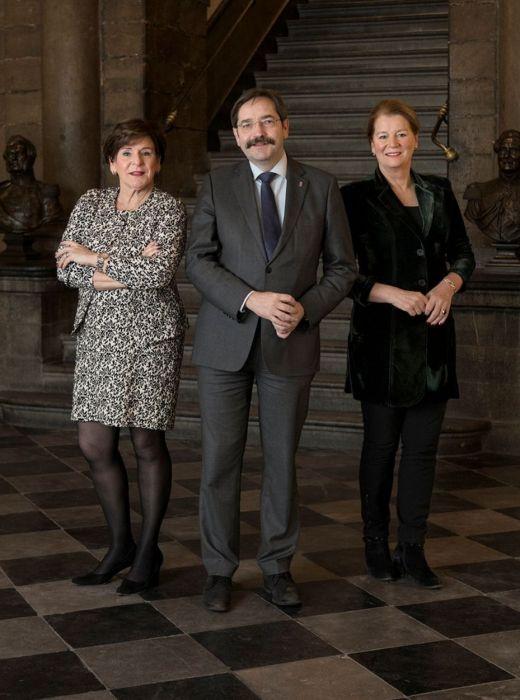 Mirjam Clermonts-Aretz, Theo Bovens en Annemarie Penn-te Strake.jpg