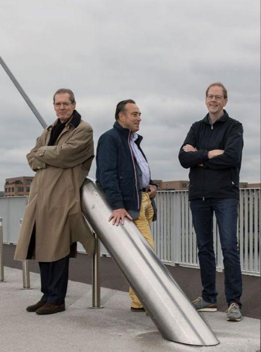 Frans Koelman, Peter Haremaker en Roger Heuts.jpg